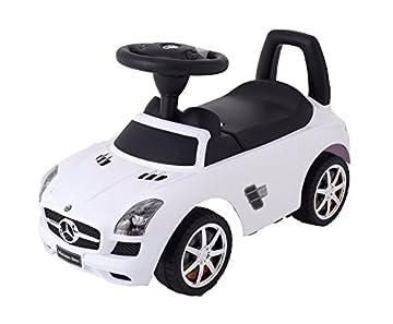 メルセデスベンツ SLS AMG ホワイト