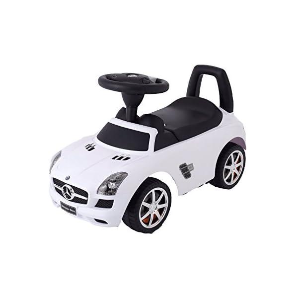 メルセデスベンツ SLS AMG ホワイトの商品画像