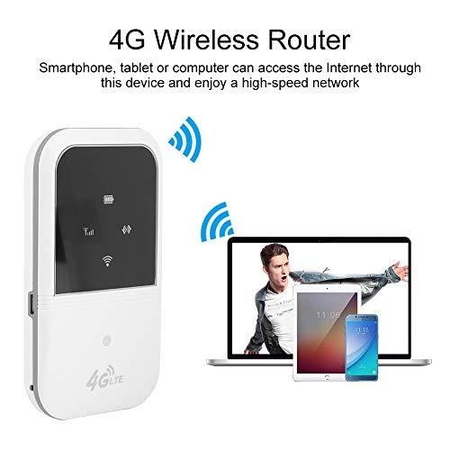 Fosa 4GのWiFiルーター SIMカード4Gのワイヤレスルーター LTE WIFI BOXポータブルWIFI USB充電ルータ 電話/タブレット/ PCのためのロックされていない旅行のパートナー