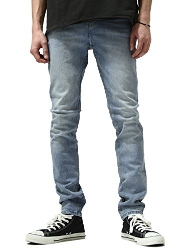 [チープマンデー] CHEAP MONDAY Tight Stonewash Blue men's 0207463
