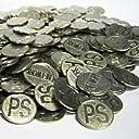 メダル コイン 25φ 500枚【統一絵柄】 おもちゃ ホビー おもちゃ ホビー