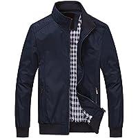 MAGE MALE Men's Windbreaker Bomber Jacket Softshell Outdoor Sportswear Coat