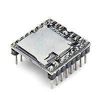 Xlp ArduinoのUNO用DFplayerミニMP3プレーヤーモジュール音楽オーディオボイスボード