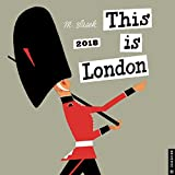 This is London 2018 Wall Calendar
