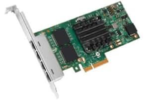 Intel Network Card I350-T4 Quad Port PRO/1000 Server Adapters