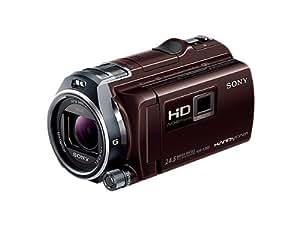ソニー SONY ビデオカメラ Handycam PJ800 内蔵メモリ64GB ブラウン HDR-PJ800/T