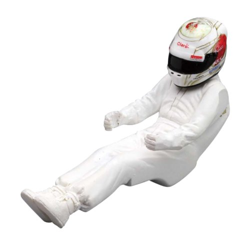 1/20 グランプリシリーズSPOT-No.30ザウバーC31日本GP ドライバーフィギュア付