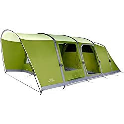 Capri 500 XL - Large Family Tent 5 Person - Family Tent with Rooms