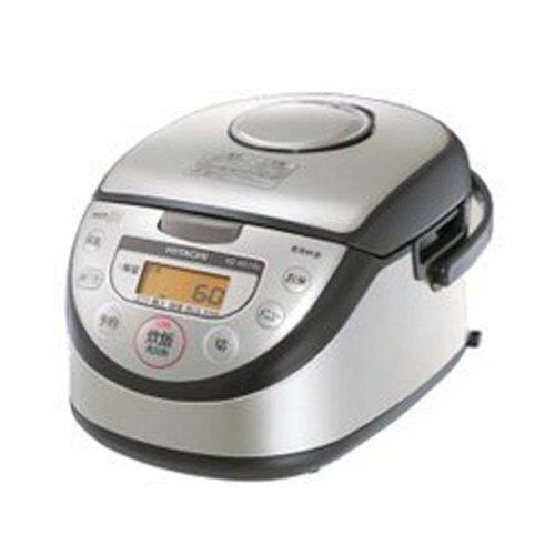 HITACHI極上炊き鉄入り厚釜IHジャー炊飯器RZ-NS10J-S