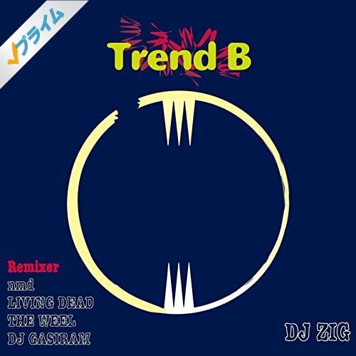 Trend B