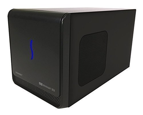 SONNET ( ソネット) eGFX Breakaway Box (Thunderbolt 3-to-eGPU PCIe Card Expansion System) サンダーボルト 拡張ボックス 【国内正規代理店品】 (350W)