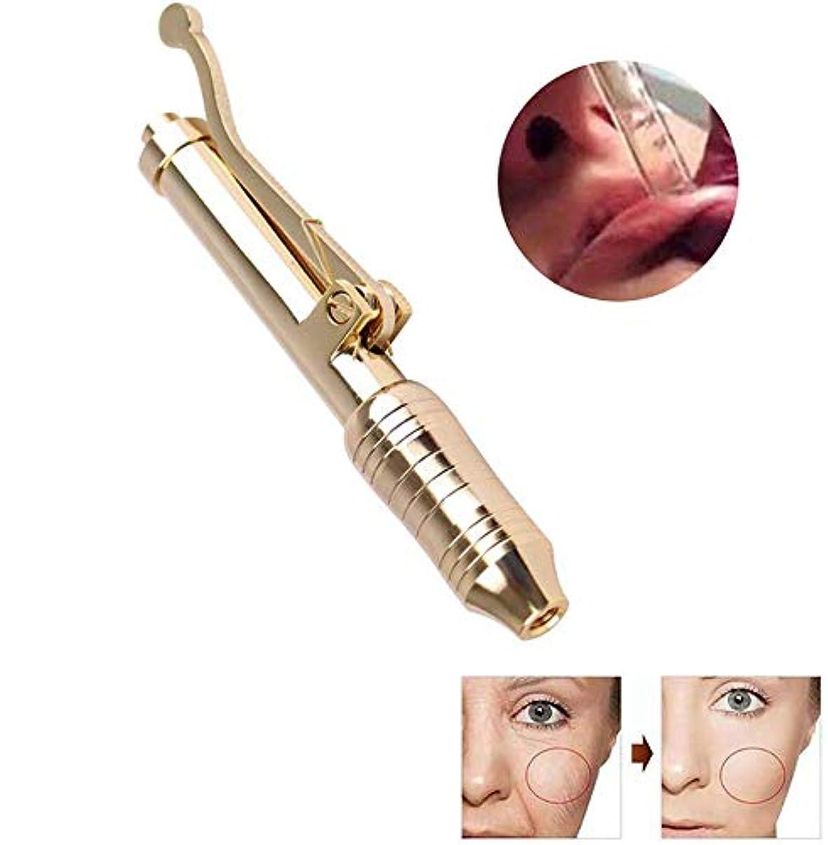 死トライアスリートトーンアンチリンクルの肌の若返り美容機とヒアルロンペンヒアルロン酸リップフィラーニードルフリー注入ペン