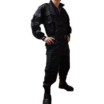 ミリタリアン SWAT仕様 BDU 戦闘服 サバゲー装備品 【Mサイズ】