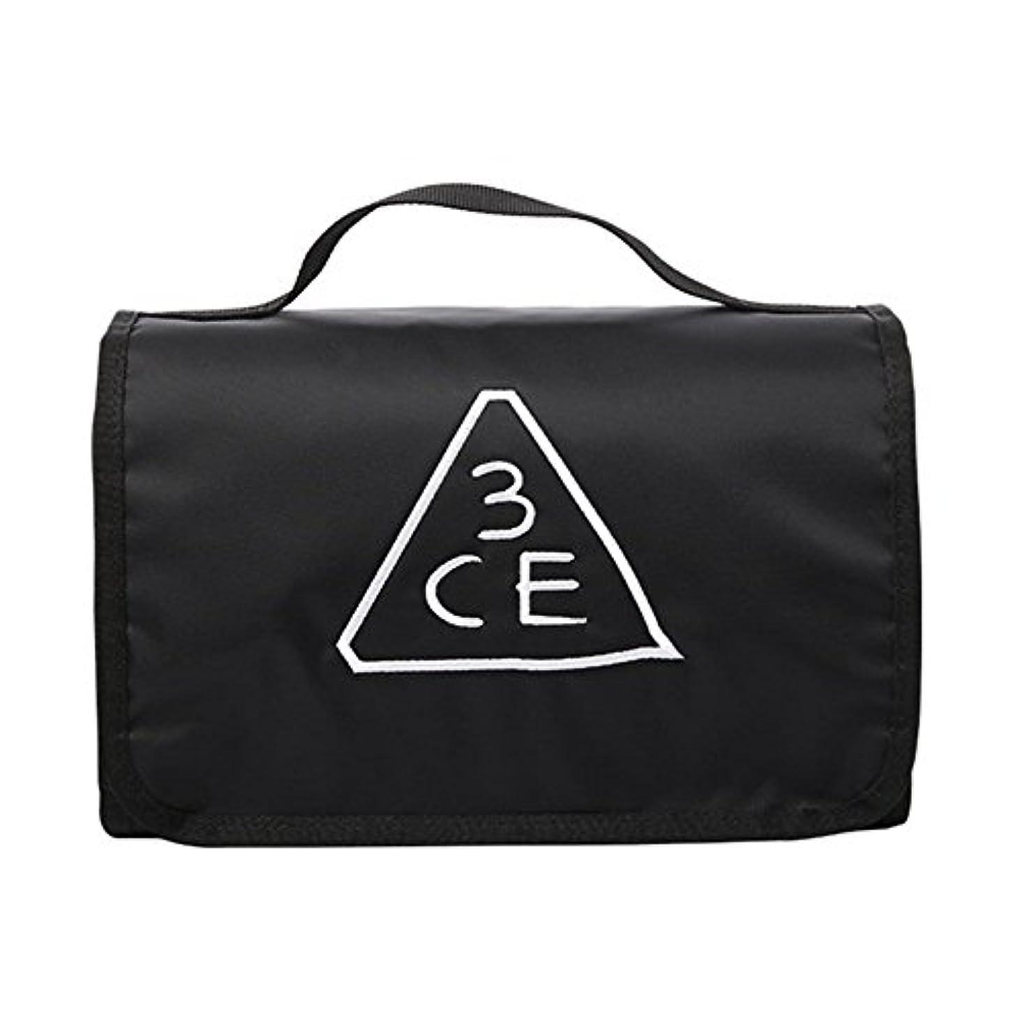 ミッションバッジ修正する3CEウォッシュバッグ防水化粧ポーチ/化粧ポーチ/Kbeauty [並行輸入品]