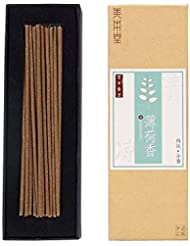 shanbentang Incense Sticks Classical Chinese Incense、古代の知恵、アロマの千年前、ミント味( 5.5in ) 5.5in ブラウン