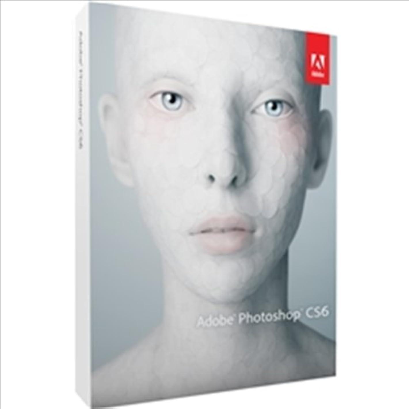 カストディアンデクリメント唯一Adobe Systems ソフトウェア WIN版 Photoshop CS6 65158287