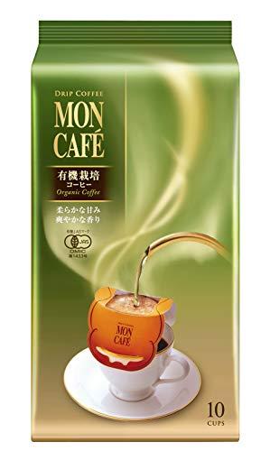 モンカフェ 有機栽培コーヒー(10袋入)