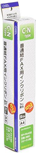 FAX インクリボンC-N OA-FRS33C-N
