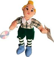 Lollipop Guild Boy–Wizard of Oz–Warner Bros BeanバッグPlush [並行輸入品]