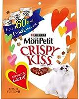 (まとめ買い)モンプチ クリスピーキッス ミックスグリルセレクト 180g (3g×60袋) 猫用 【×4】