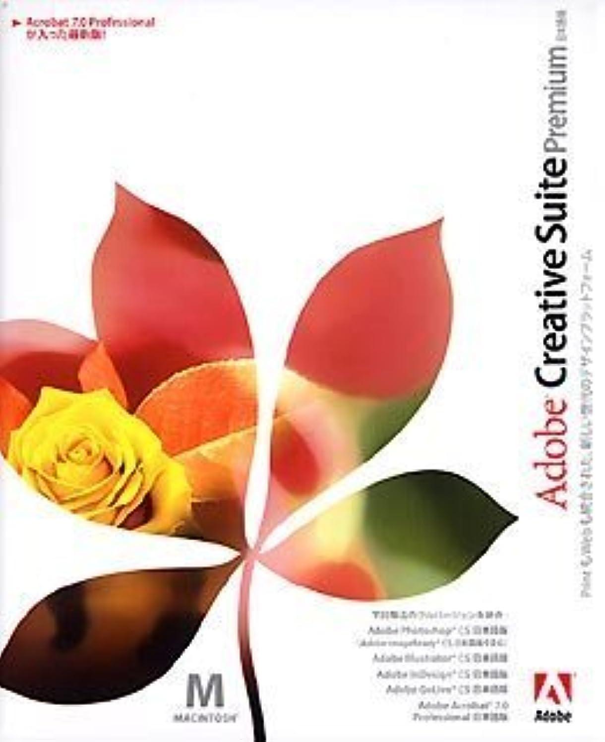 保険私の路地Adobe Creative Suite Premium 日本語版 for Macintosh (Adobe Acrobat 7.0 Professional版)
