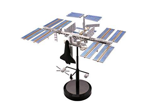 トミーテック 技MIX SC02 国際宇宙ステーション 完成時