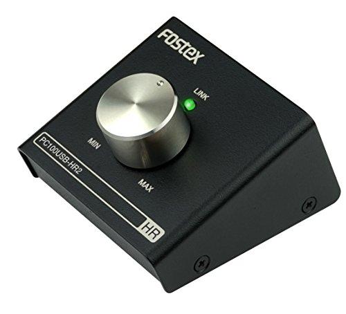 FOSTEX ボリュームコントローラー PC100USB-HR2