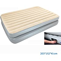 CGN ベッド、二重層インフレータブルマットレス空気クッション家庭用インフレータブルベッド