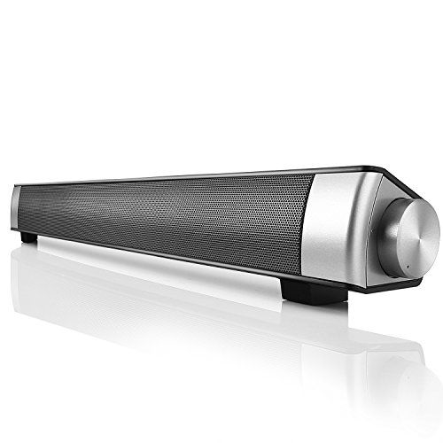 [해외]CAHAYA Bluetooth4.0 스피커 고음질 시끄러운 사운드 바 PC 스마트 폰 대응 미니 스피커 소형 스테레오 극장 바 10W 출력 AUX ??TF 카드 지원 LP-S08 개량형/CAHAYA Bluetooth 4.0 Speaker High sound quality Loud sound bar Sound bar PC Small sp...