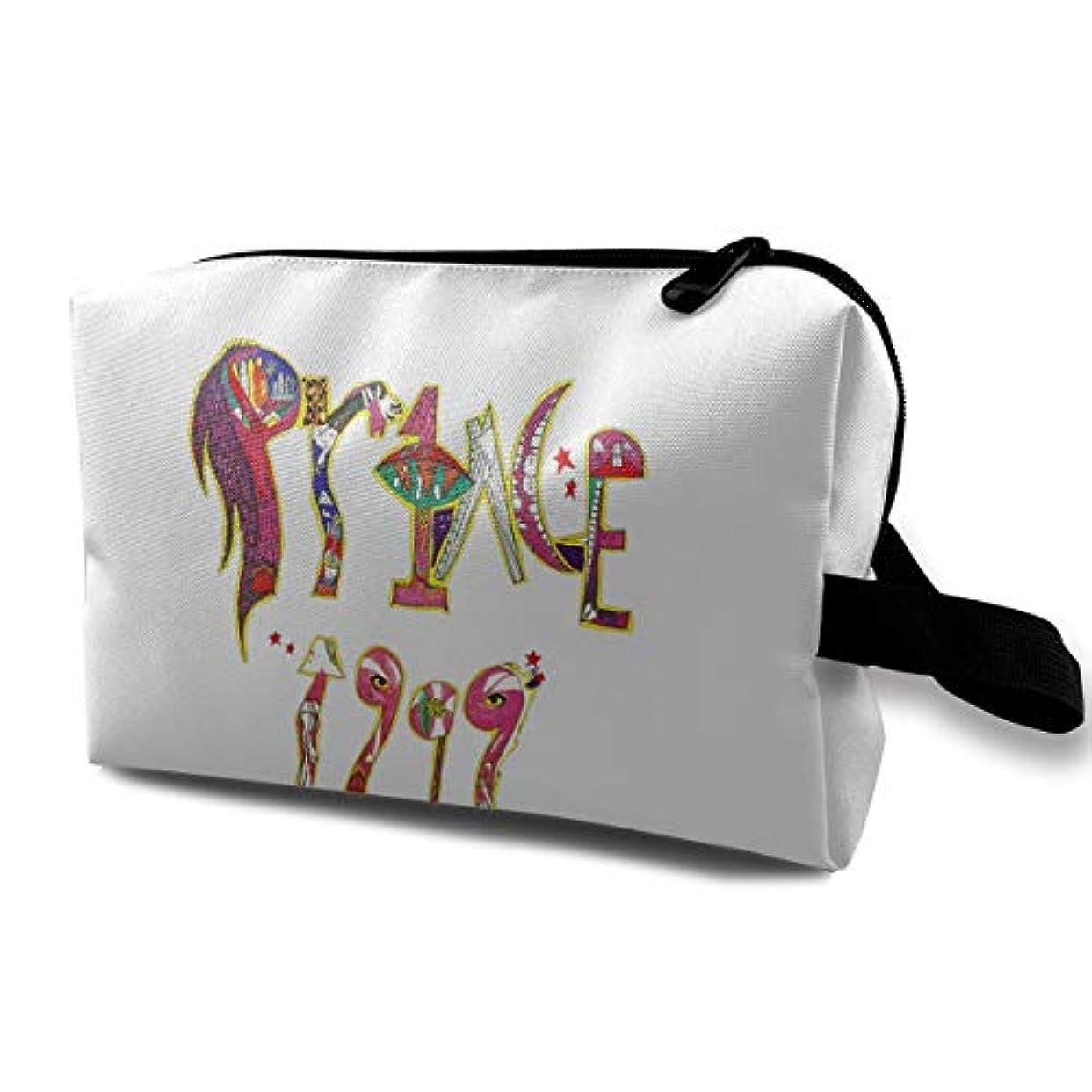本を読む科学者相互化粧ポーチ 防水 機能的 旅行化粧品バッグ 持ち運び便利 トラベル収納バッグ