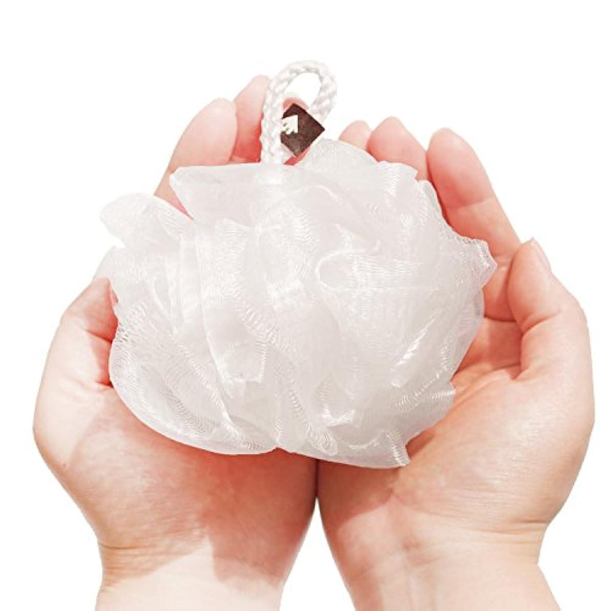 緊張する換気する到着するオカ 泡立てネット ホワイト Sサイズ PLYS(プリス)シルキーウォッシュ