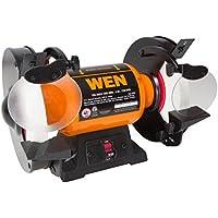 WEN 4286 8-Inch Slow Speed Bench Grinder [並行輸入品]