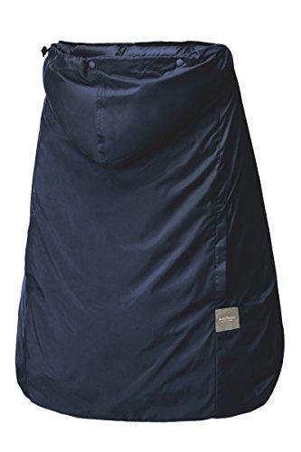 ベビーホッパー(BABYHOPPER) ダウン90% 抱っこひも 防寒 カバー レインカバー オールウェザーダウンカバー/ネイビー 3Way 通年使える ベビーカーでも使える CKBH05302