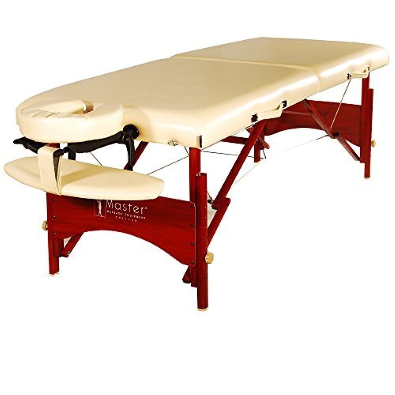 独立してアマチュア下Master Massage 28 Vista Portable Massage Table Package with Memory Foam [並行輸入品]