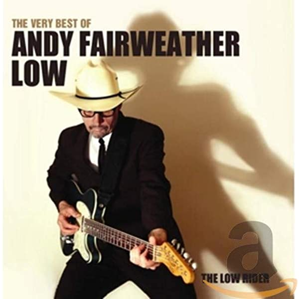 Amazon.co.jp: The Very Best of Andy Fairweat: 音楽
