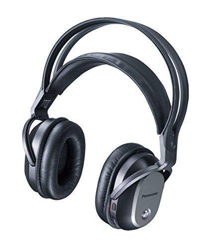 パナソニック 密閉型ヘッドホン ワイヤレス 7.1ch 増設用 ブラック RP-WF70H-K