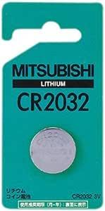 三菱リチウムコイン電池CR2032(1個)
