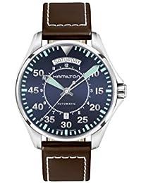 [ハミルトン]HAMILTON 腕時計 カーキ 機械式自動巻 H64615545 メンズ 【正規輸入品】