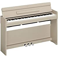 ヤマハ 電子ピアノ(ホワイトアッシュ調仕上げ)【楽譜集付き】YAMAHA ARIUS アリウス YDP-S34WA