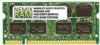 4GB NEMIX RAM メモリ Apple モジュール iMac 2008用