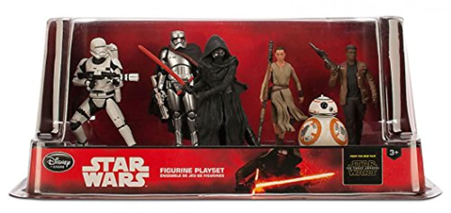 [スター ? ウォーズ]Star Wars The Force Awakens The Force Awakens Figurine Playset [並行輸入品]