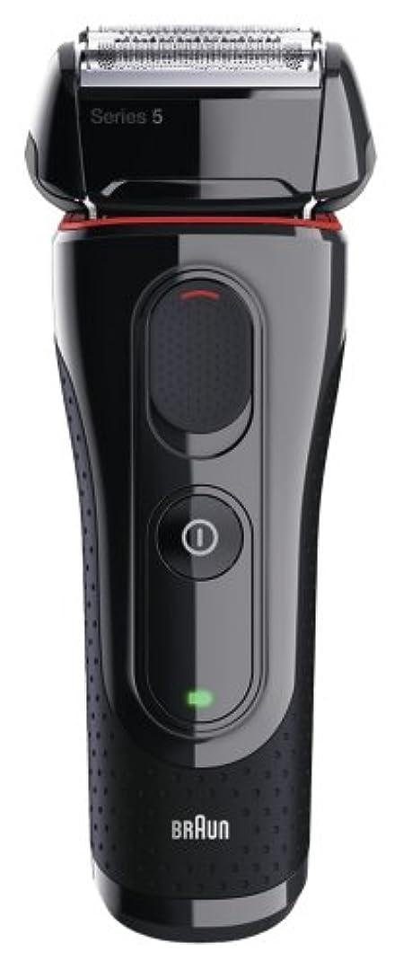 谷納税者軌道ブラウン メンズ電気シェーバー シリーズ5 5030s 3枚刃 水洗い可