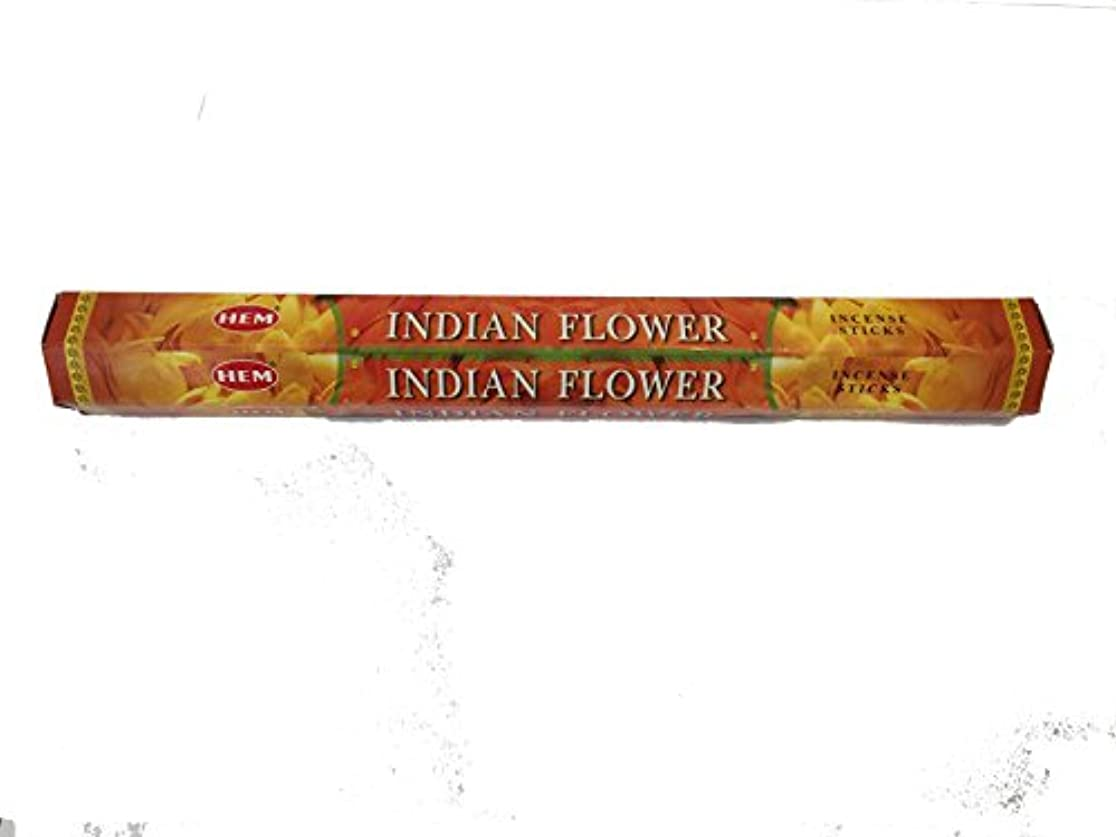推進溶接バッチHEM インディアン?フラワー (INDIAN FLOWER)