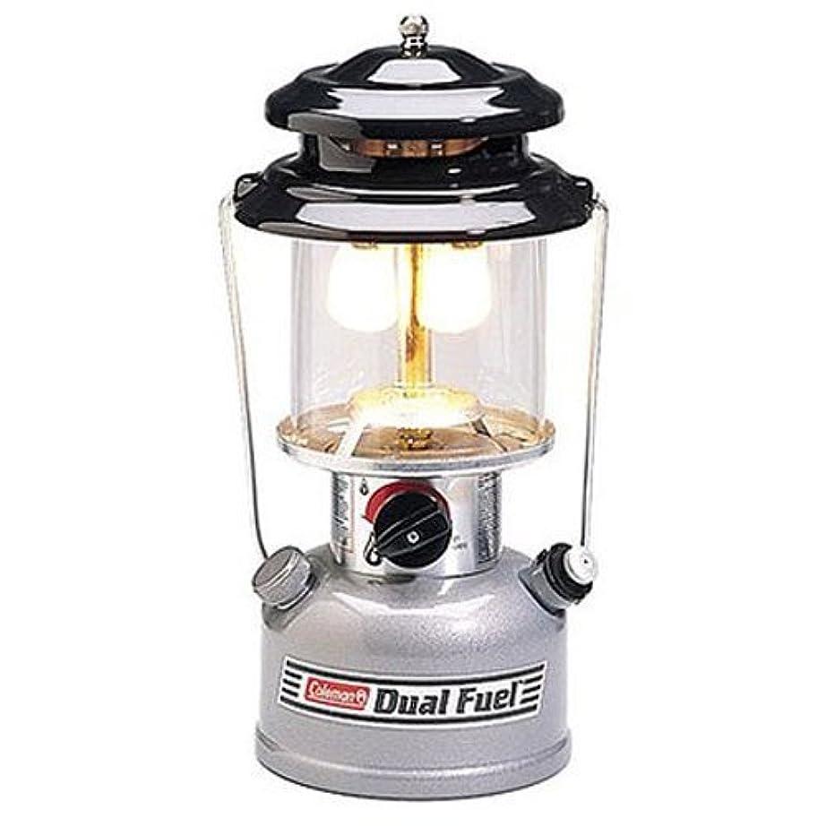クリスマス口述する販売員Coleman Premium Dual Fuel Lantern [並行輸入品]