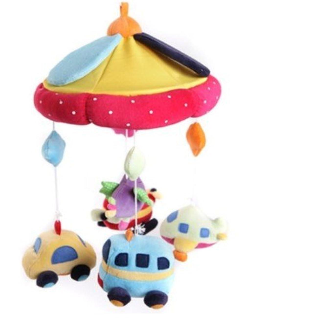 軍艦適用済み旅Car toy melody color mobile