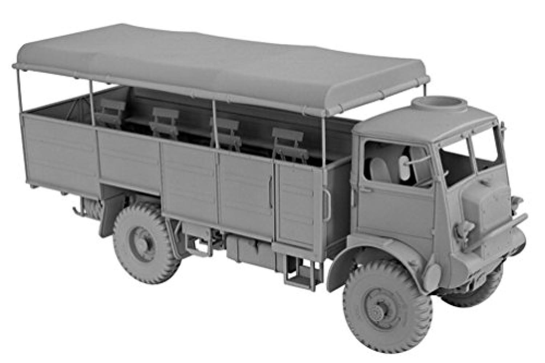 IBG 1/35 イギリス ベッドフォードQLT 兵員輸送用トラック プラモデル PB35016