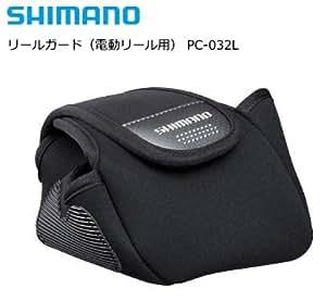 シマノ リールガード [電動リール用] PC-032L ブラック M 829269
