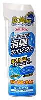 WILLSON [ ウイルソン ] カーエアコン用 消臭ダイレクト クールミント (170ml) [ 品番 ] 04176 [HTRC2.1]