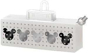 ディズニー MuPods ミューポッズ ミニスピーカー ボールチェン for iPod モノクロ