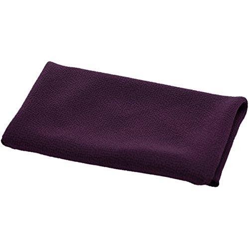 ふくさ 袱紗 慶弔両用 男性 女性 日本製 丹後ちりめん 絹 パールトーン加工 紫